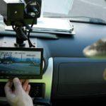 Un tanar de 18 ani, din Oradea, surprins de radar, in timp ce conducea o masina cu 166 km/h pe strada Nufarului