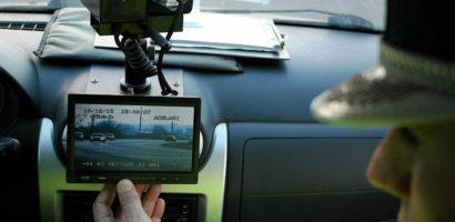 Un barbat din Nojorid surprins de radar circuland cu 153 km/h pe Calea Aradului din Oradea
