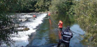 Un barbat din localitatea Poiana, judetul Bihor, a fost gasit inecat in apele Crisului Negru