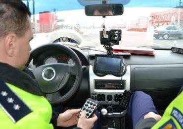 Oradean surprins pe DN1 in localitatea Uileacu de Cris, conducand un autovehicul cu viteza de 123 km/h