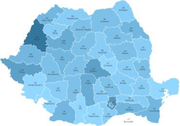 STUDIU. Judetul Bihor pe locul 2 intr-un top al proiectelor de infrastructura din Romania