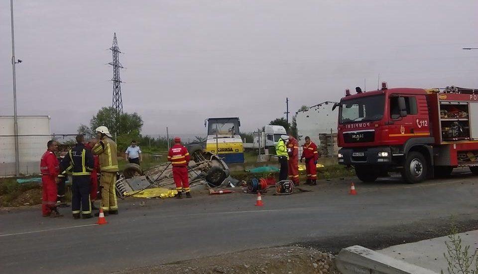 UPDATE: Accident cu 4 morti la iesire din Beius. Cine sunt victimele