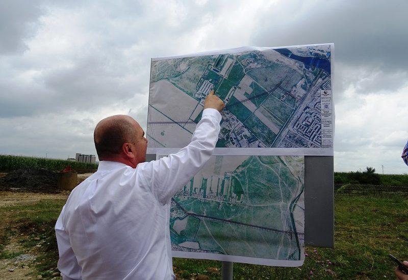 Sintandrei va avea un nou drum de legatura cu Oradea pana in vara lui 2019