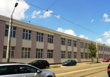Restaurare fatada Liceul Ortodox Oradea