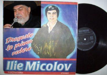 A murit interpretul de muzica usoara Ilie Micolov (AUDIO)