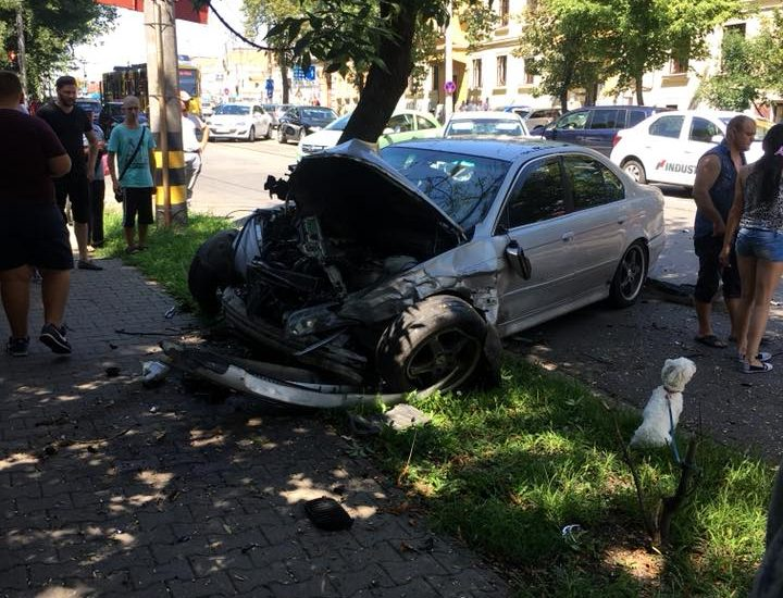 accident gara oradea 30 iulie