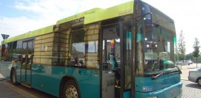 Patru trasee a liniilor de autobuz din Oradea vor fi deviate pana pe 31 mai 2020