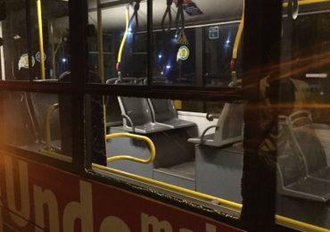 autobuz vandalizat Oradea