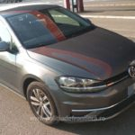 Bihorean oprit in Vama Bors, la volanul unui Volkswagen Golf, in valoare de 20.000 de euro, furat din Italia