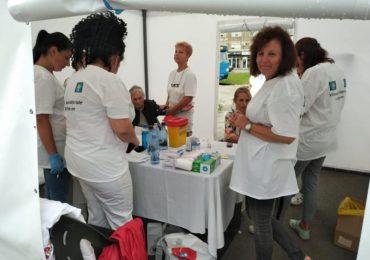Testari gratuie de glicemie si masurari de tensiune pentru oradenii interesati