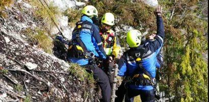 Patru turisti rataciti in zona turistica Stana de Vale, au fost salvati de jandarmii montani