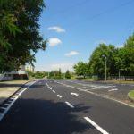 Parcarea de la Sala Sporturilor din Oradea a fost reabilitata