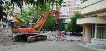 Florin Birta: Vom amenaja parcari in santul Cetatii, pe soluția convenită cu asociațiile de proprietari din zona