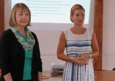 Schimb de experienta, pe teme de interes social la D.A.S. Oradea