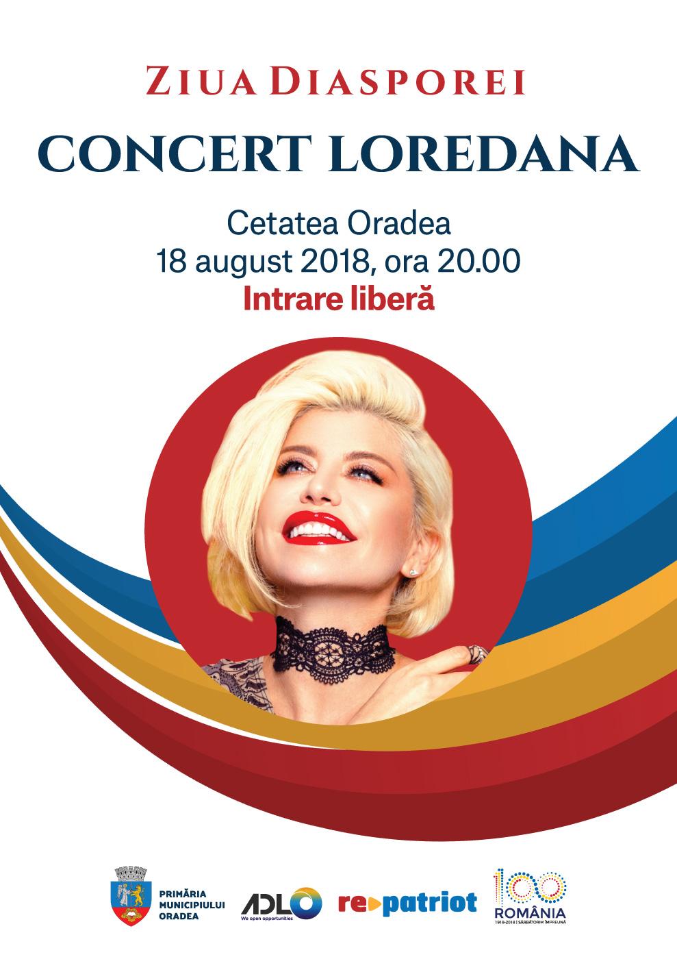 ADLO_Ziua-Diasporei_Concert Loredana Groza