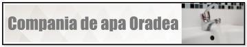 Anunturi Compania de Apa Oradea