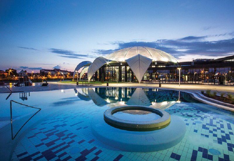 Aquaparkul oradean laudat in cel mai recent numar al revistei Business Magazin