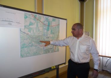 Primaria Oradea a predat catre CNAIR documentatia pentru drumul de legatura cu A3 si centura Biharia