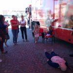 """Caravana """"Fii pregătit!"""" se reintoarce sambata la Oradea."""