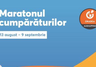 Începe Maratonul Cumpărăturilor în Centrul Comercial Auchan Aushopping Oradea !