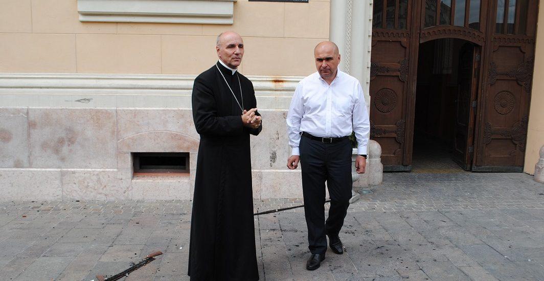 S-a votat contractul dintre Primaria Oradea si Episcopia Greco-Catolica