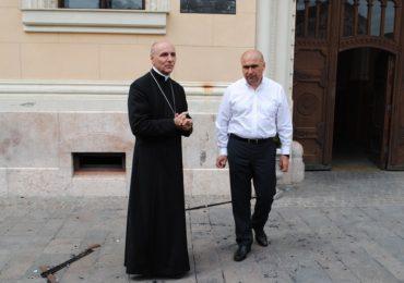 Palatul Episcopiei va fi redat oradenilor si va va deveni Centru Cultural (VIDEO)