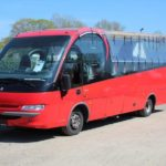 Oradea va avea un autocar turistic cu vedere panoramica