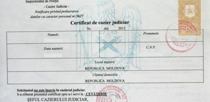 Sistemul informatic ROCRIS, folosit la eliberarea cazierelor judiciare s-a defectat