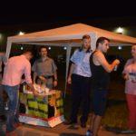 Apa si cafea, oferite de politistii bihoreni, soferilor ce au intrat in tara prin Vama Bors