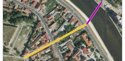 Ilie Bolojan: Vom realiza un pod pietonal in zona Aquapark – Clujului si un circuit pietonal ce va include Cetatea Oradea