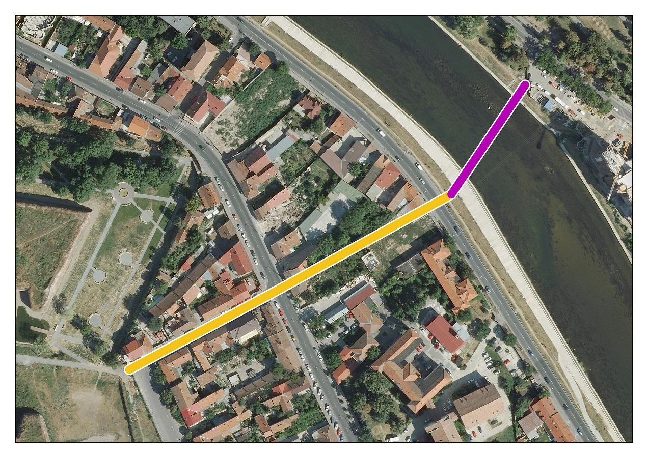pasarela clujului Oradea