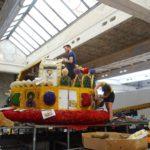 Pregatiri pentru Carnavalul Florilor la Debrecen (GALERIE FOTO)