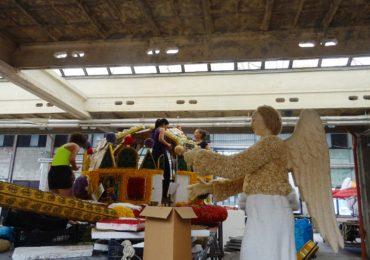 pregatiri carnaval Oradea Debrecen