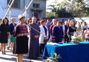 Deschidere an scolar colegiu eminescu Oradea 2018-2019