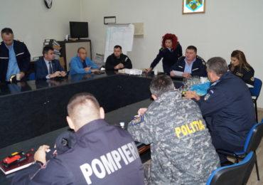 Exercitiu tactic Penitenciarul Oradea 26.09