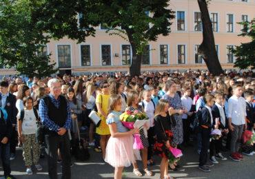 Ilie Bolojan prezent la deschiderea anului scolar de la Colegiul National Emanuil Gojdu