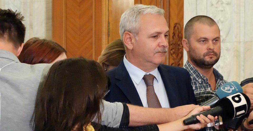 Liviu Dragnea: Imi dau demisia de la sefia partidului si a Camerei Deputatilor, daca cei 33 de lideri PSD mi-o cer