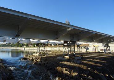 Lucrari podul centenarului 26.09