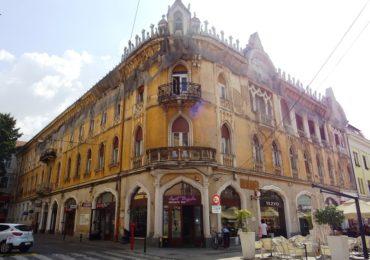 Palatul Rimanóczy Kálmán Senior va intra in reabilitare in toamna acestui an