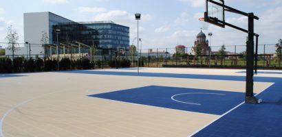 Primaria Oradea introduce tarife modice pentru utilizarea terenurilor de sport din Parcul Sportiv Salca III. Vezi care sunt preturile