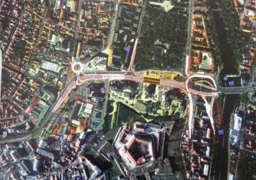S-a semnat contractul de proiectare pentru realizarea coridorului de mobilitate urbană durabilă în Piața Emanuil Gojdu