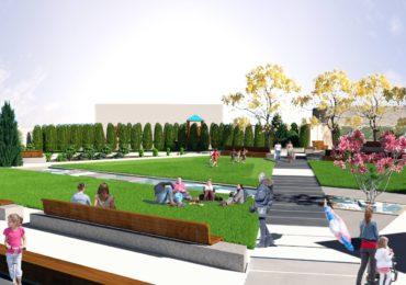 Primaria va invita sa vizionati, in Piata Unirii, machete si planse cu cele doua zone din Oradea, ce vor fi regenerate si refunctionalizate