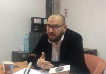 Silviu Dehelean, președintele USR Bihor, a fost desemnat în Comitetul Executiv al Alianței USR PLUS