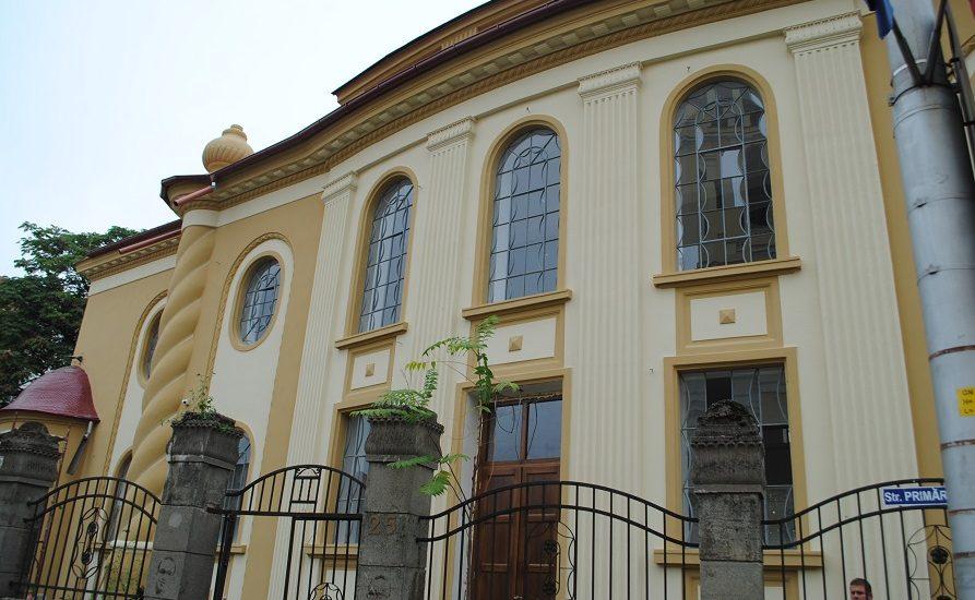 Lucrarile la Sinagoga Ortodoxa din Oradea vor fi gata pana pe 5 octombrie