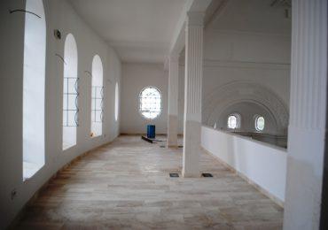 Sinagoga Ortodoxa Oradea interior