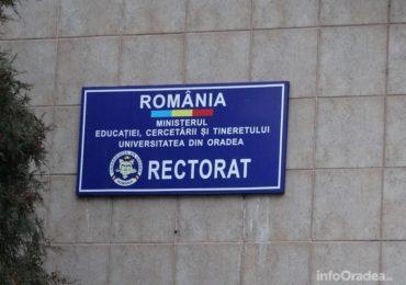 La Universitatea Oradea au fost aprobate inca 3 domenii noi de doctorat.