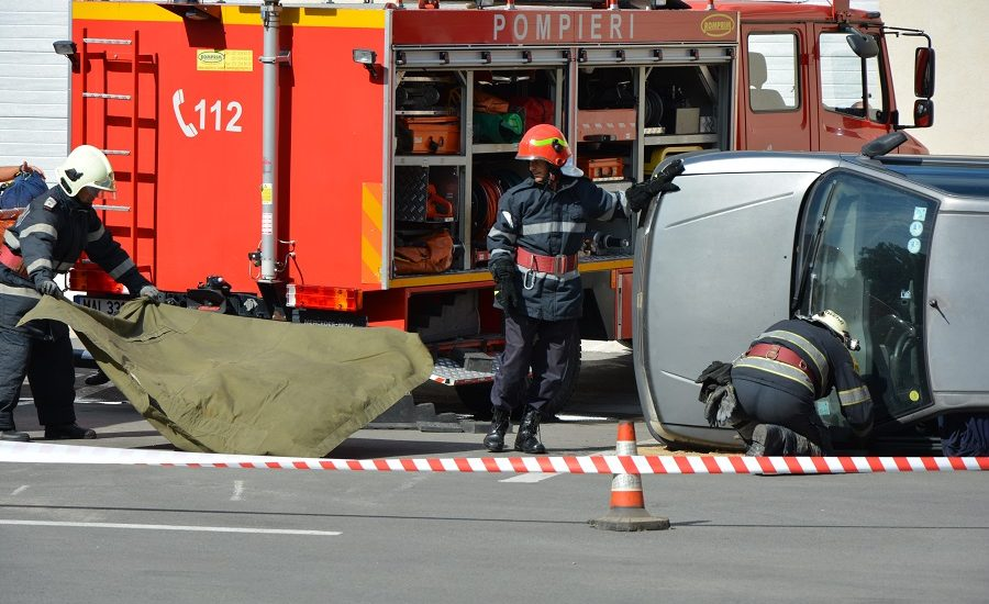 Activitati desfasurate de pompieri bihoreni cu ocazia Zilei Pompierilor din Romania