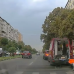 Femeie lovita pe trecerea de pietoni de pe bulevardul Dacia