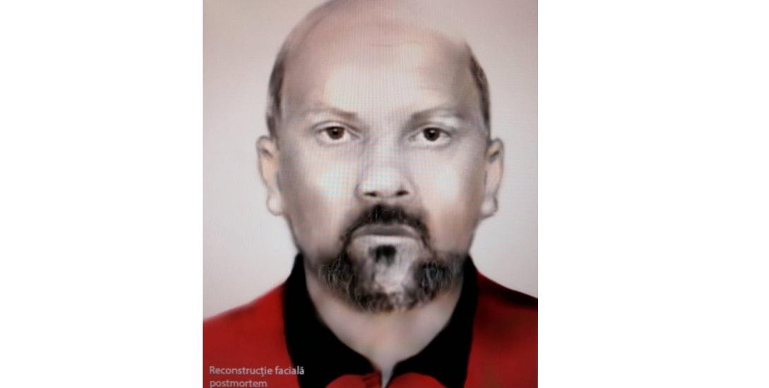 Il cunoasteti? Politia a facut reconstructie faciala foto, a unei persoane gasite decedata in Oradea