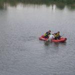 Barbat salvat de la inec, dupa ce barca in care se afla s-a rasturnat in Crisul Repede